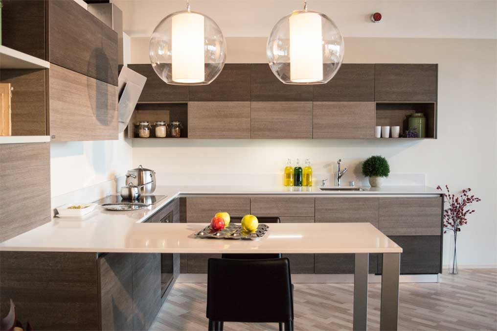 R g service s r l lavorazione e commercializzazione marmo graniti pietre lavori realizzati - Top cucina stone ...